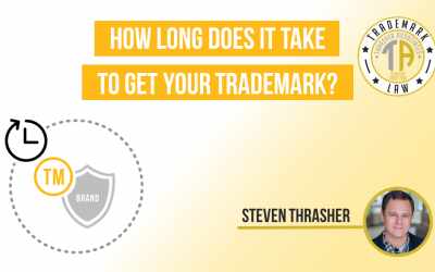 How long does it take to get your Trademark?