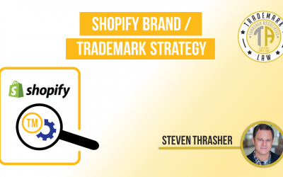 Shopify Brand/ Trademark Strategy