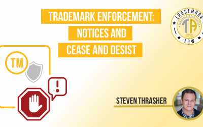 Trademark Enforcement: Notices and Cease and Desist